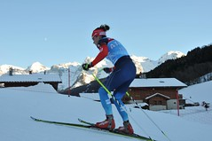 Women training - WC Biathlon Annecy-Le Grand-Bornand 2013