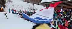 Women pursuit - WC Biathlon Annecy-Le Grand-Bornand 2013