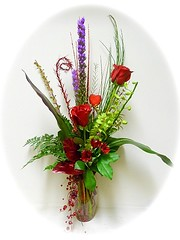 "#20V $60 Valentine's Vased Arrangement • <a style=""font-size:0.8em;"" href=""http://www.flickr.com/photos/39372067@N08/12228391526/"" target=""_blank"">View on Flickr</a>"