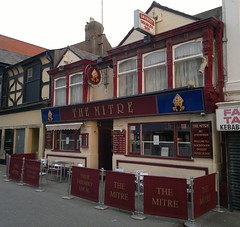 "The Mitre, Blackpool • <a style=""font-size:0.8em;"" href=""http://www.flickr.com/photos/9840291@N03/12260619404/"" target=""_blank"">View on Flickr</a>"