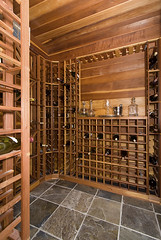 06 Wine Room - 1st Level (Nick  Carlson) Tags: california homes architecture losangeles pacificpalisades realestatephotography nickcarlson truelifeimages