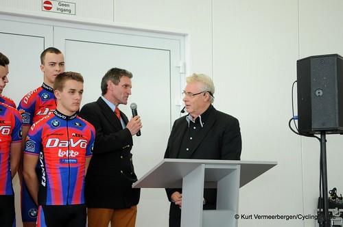 Ploegvoorstelling Davo Cycling Team (73)