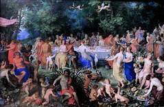 IMG_6123AA (jean louis mazieres) Tags: paris museum painting louvre muse peinture museo peintres musedulouvre hendrickvanbalen jeanbrueghellancien lefestindesdieux