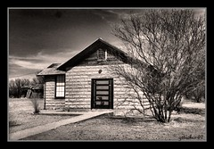 Fairbank AZ 1997 (the Gallopping Geezer 3.6 million + views....) Tags: arizona building abandoned film cowboy closed village decay az structure historic vacant western ghosttown weathered derelict decayed geezer corel oldwest fairbank
