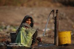 Hardness of Life ......N_KH1743. (Nadeem Khawar.) Tags: pakistan smile kids poor punjab slum inocent nadeemkhawar
