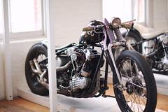 4q conditioning (Garrett Meyers) Tags: show bike vintage portland 1 chopper photographer 80s triumph moto motorcycle yamaha 70s 4q custom redding panhead shovelhead knucklehead 2014 conditioning bobber garrettmeyers yamahauler
