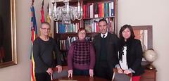 Cesión documentos históricos D. Luis Satoca