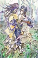 training2 (Koganeiro) Tags: sasuke uchiha orochimaru