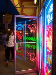 Neon Enticement (MacDonald_Photo) Tags: pen neon arcade olympus neonlights eastlansing trailblazer olympuspen zuiko pinballpetes zd mft ep5 jamieamacdonald microfourthirds μ43 penready httpwwwjmacdonaldphotocom penep5 olympustrailblazer