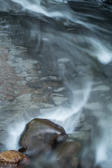 Lo Flow (DanRWin [ista:danrwin]) Tags: longexposure newyork nature water stone creek rocks country upstate upstateny glen naplesny
