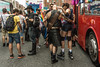 DUBLIN 2015 GAY PRIDE FESTIVAL [BEFORE THE ACTUAL PARADE] REF-106265