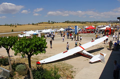 PLANOGENERAL (Josep Oll) Tags: feria planeador aviones velero igualada leig ultraligeros grunaubaby igualadaodena aerosport15