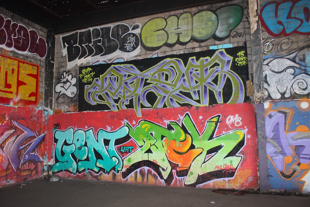 The World's most recently posted photos of chop and graffiti