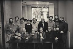 Quatre generacions de poetes valencians (llambreig) Tags: porcarnet valència paísvalencià poetes poetry poets valencians poesiacatalana escriptors writers grup