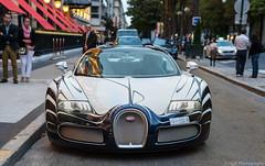 Bugatti L'Or Blanc (JayRao) Tags: hypercar saudi saudicars ksa paris france nikon d610 50mm jayr luxury bespoke bugatti veyron grandsport orblanc