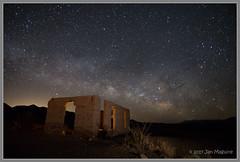 Milky Way Rising 1725 (maguire33@verizon.net) Tags: deathvalley deathvalleynationalpark lll milkyway mojavedesert galaxy lightpollution stars california unitedstates us