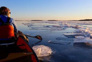 Ice-Breaker Paddle, 2017