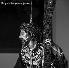 Nuestro Padre Jesús de las Penas (Cristina Gómez García) Tags: sanvicente cristo pasion semanasanta sevilla parroquiasanvicente señor señorcaído lunessanto