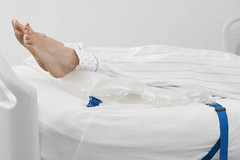 Repose Wedge in use (Frontier Medical Group) Tags: pump cushion mattress repose pressuresore frontiermedicalgroup pressureareacare