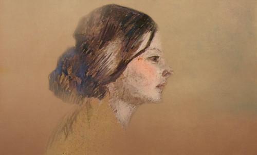 "Las Madeleines escuchando la soleada soledad, descripciones de Henri de Toulouse Lautrec (1889) y Pablo Picasso (1904). • <a style=""font-size:0.8em;"" href=""http://www.flickr.com/photos/30735181@N00/8805115315/"" target=""_blank"">View on Flickr</a>"