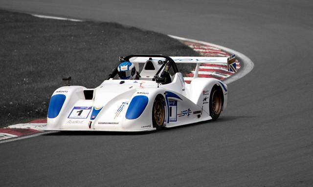 Sir Chris Hoy - Radical SR1 Championship, Brands Hatch June 1st 2013