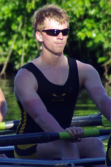 Clare Rower (MalB) Tags: cambridge clare pentax cam rowing lycra k5 rowers