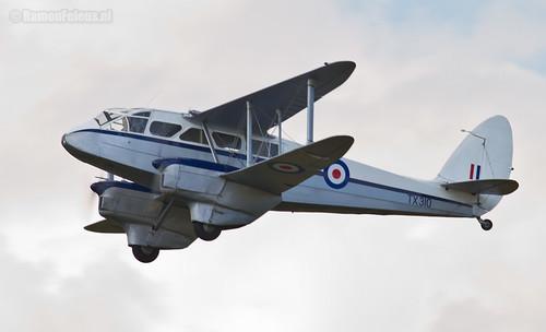 De Havilland DH-89B Dominie