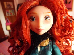 Merida - Brave (Ana Teresa JR) Tags: doll disney merida brave