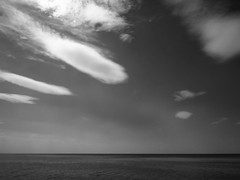 clouds 1 (christiane wilke) Tags: sea sky clouds coast himmel wolken baltic ostsee kueste
