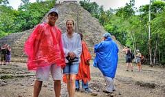 mayan ruins (Rex Montalban Photography) Tags: mexico coba mayanruins rexmontalbanphotography