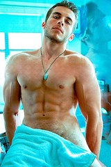 michael fitt hot (shirtlesss1) Tags: gay shirtless actors handsome hunk jeans biceps toned abs sixpack malemodel allamericanguys shirtlessjeanscute