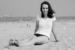 Someone like you (Ray Zandvoort!) Tags: holland cute sexy beach netherlands beautiful photography model you gorgeous nederland like someone sasha lovely 50mmf14 noordwijkaanzee rayzandvoort rayzr