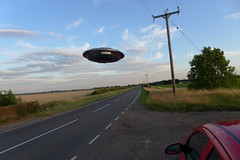Challenge #12 Fake.UFO or is it ?