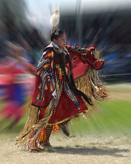Women's Shawl (Fancy) Dancer  (Explored) (misst.shs) Tags: powwow hss northidaho postfallsid julyamsh shawldancer nikond7000 sliderssunday