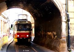 Kovnick Nmst Tunnel (Regina's!) Tags: prague praha praga czechrepublic starmsto