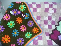 023 (MRS TWINS/SIBOL 'Sunshine International Blankets) Tags: squares elderly blankets crocheted sibol