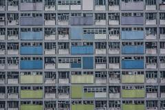Hong Kong   |   Colour Cards (JB_1984) Tags: housing housingestate publichousing estate flat windows choihungestate hongkonghousingauthority choihung ngauchiwan wongtaisindistrict kowloon kowloonpeninsula hongkong 香港 hongkongsar hk china wow nikon d7100 nikond7100 explore explored
