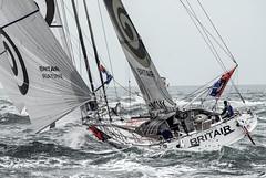 STE_0117-2 (stephanelhote) Tags: mer normandie vagues voile navigation trimaran courses marins monocoque rgate voiliers