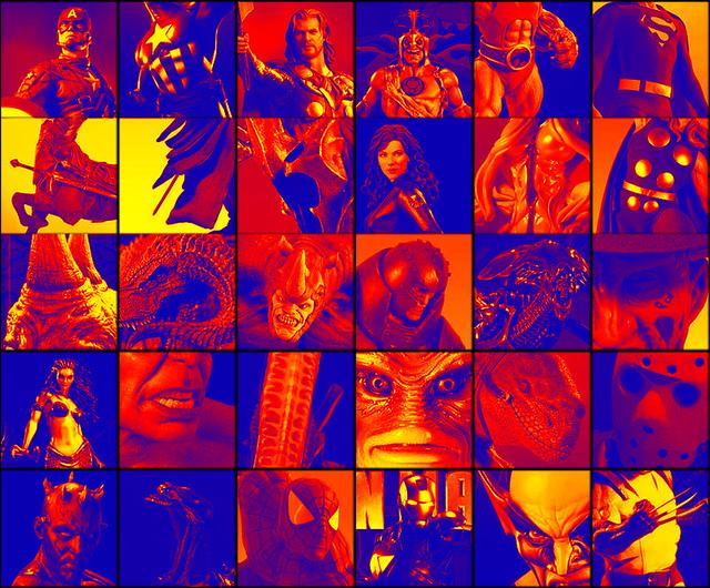 【愛。玩 STATUE ! 開麥拉 ! 英雄雕像收藏展】展覽將在 新光三越 天母店 驚艷展出!