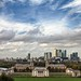 London Calling - Canary Warf, view from Greenwich