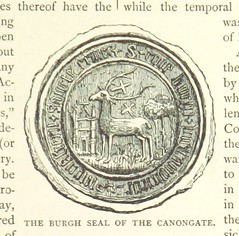 Image taken from page 23 of 'Cassell's Old and New Edinburgh ... Illustrated, etc' (The British Library) Tags: small seal publicdomain canongate vol02 page23 date1880 bldigital mechanicalcurator pubplacelondon grantjamesofthe62ndregiment sysnum001488127 imagesfrombook001488127 imagesfromvolume00148812702