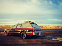 Classic 1979 Plymouth Volare long roof (dave_7) Tags: car plymouth 70s dodge aspen 1979 stationwagon volare volaré