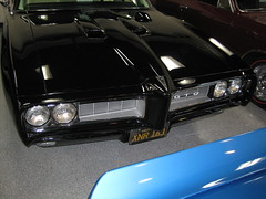1968 Pontiac.... (goldiesguy) Tags: auto old classic cars car automobile gm antique classics pontiac gto automobiles