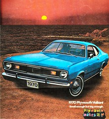 1970 Plymouth Valiant (Rickster G) Tags: 1969 ads 1974 1971 flyer 60s plymouth convertible literature transit duster 70s valiant 1970 hemi mopar twister sales 1972 brochure rapid 440 1973 rallye musclecar compact 340 426 383 4406 sixbarrel scatpack