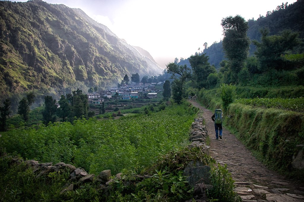 The World's Best Photos of pindari and trek - Flickr Hive Mind