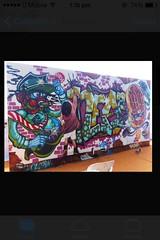 Graffiti (Cloak67) Tags: graffiti character malaysia cloak kualalumpur uploaded:by=flickrmobile flickriosapp:filter=nofilter cloakwork vision:text=067 vision:outdoor=0731