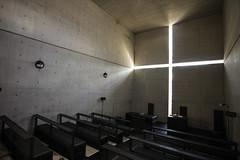 Church of the Light (7) (evan.chakroff) Tags: church japan osaka 1998 1989 ibaraki ando tadao sundayschool ksa churchofthelight osakaprefecture evanchakroff chakroff 19891998 ksajapan2013 tadaoando1989