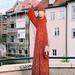 Eichstätt / Oberbayern: Skulptur (sculpture)