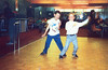 John and Ian  1990