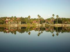 Coronado Reflections (norakathryn96) Tags: world water reflections hotel disney resort springs coronado walt